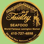 Faidley Seafood Logo