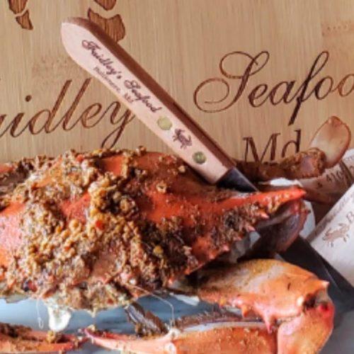 Crab Knives