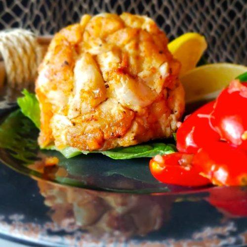 Faidleys Famous Crab Cake