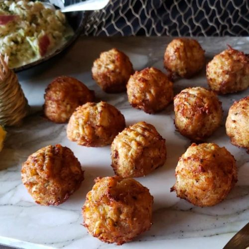 Faidleys Famous Mini Crab Balls