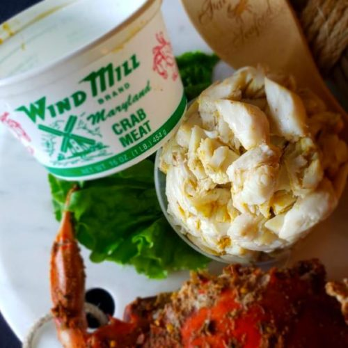 Jumbo Lump Crab Meat