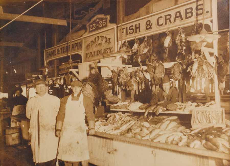 Antique Crabcake Photo